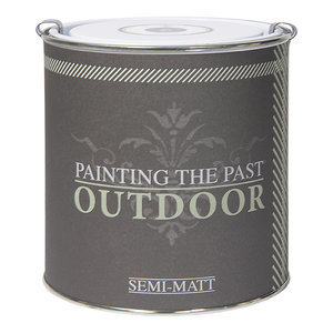 Painting the Past Outdoor-Farbe PEWTER