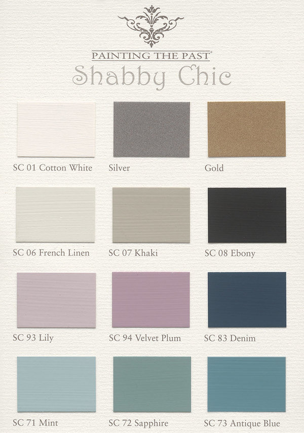 Painting The Past Shabby Chic